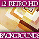 Set of Colorful Various Retro Backgrounds. - GraphicRiver Item for Sale