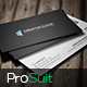 Prosuite Corporate Business Card - GraphicRiver Item for Sale