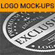 Perspective Leather Logo Mock-ups - GraphicRiver Item for Sale