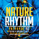 Nature Rhythm Flyer Template - GraphicRiver Item for Sale