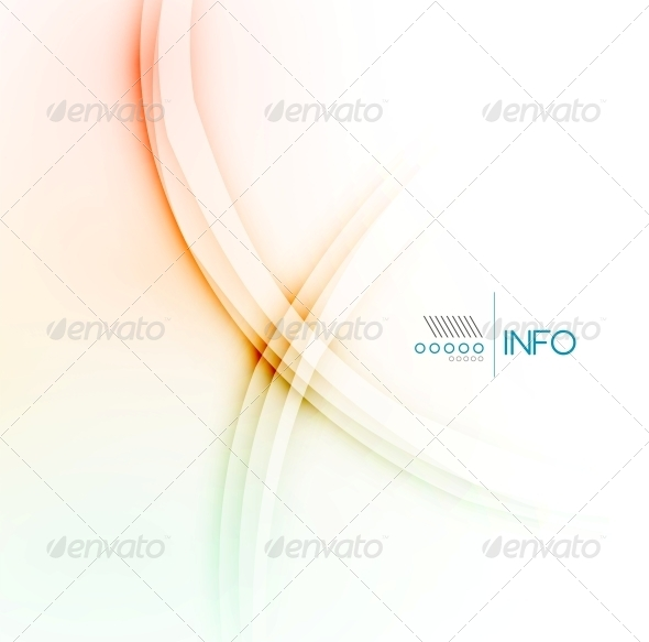 GraphicRiver Colorful Swirl 6671333