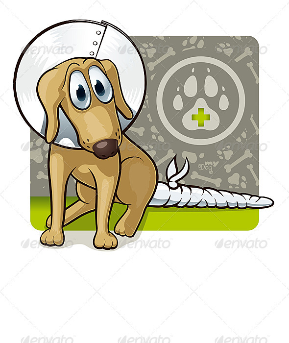 GraphicRiver Dog at the Doctor s 6671554