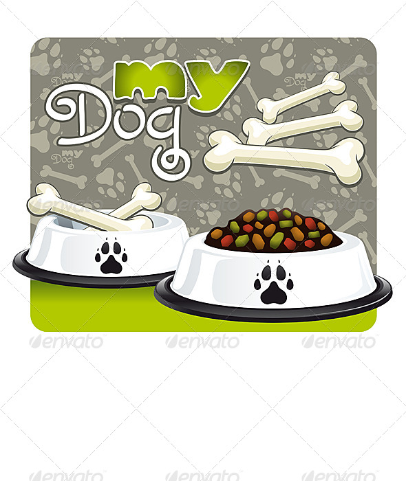 GraphicRiver My Dog 6671571
