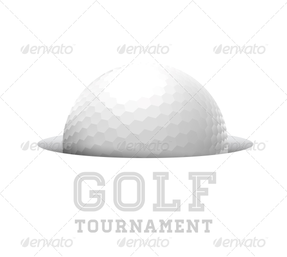 GraphicRiver Golf Ball 6672176
