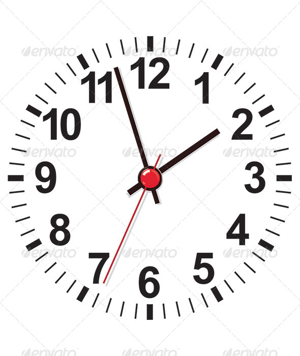 GraphicRiver Clock Face 6672365