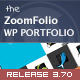 ZoomFolio - WordPress Portfolio Plugin - CodeCanyon Item for Sale