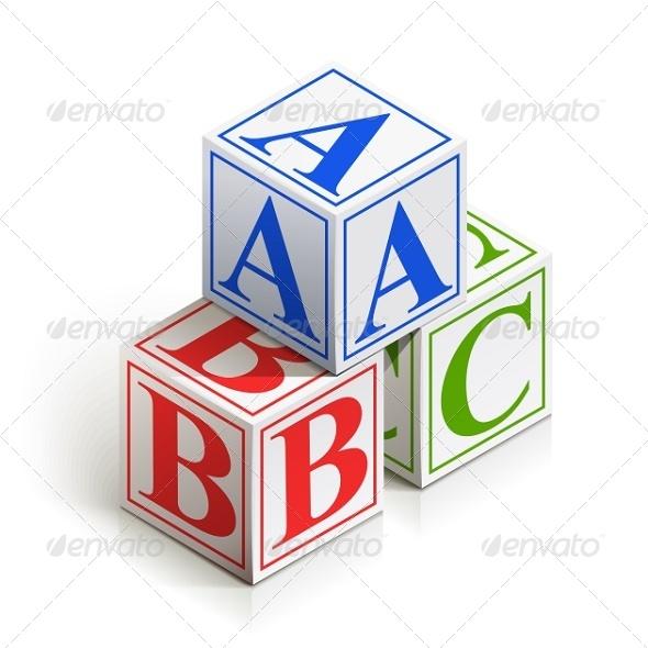 GraphicRiver Brick Abc 6675988