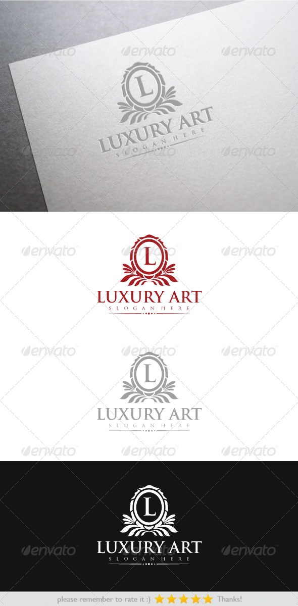 GraphicRiver Luxury Art 6677386