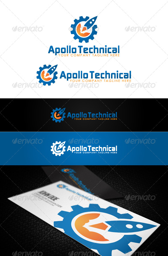 GraphicRiver Apollo Technical 6678766
