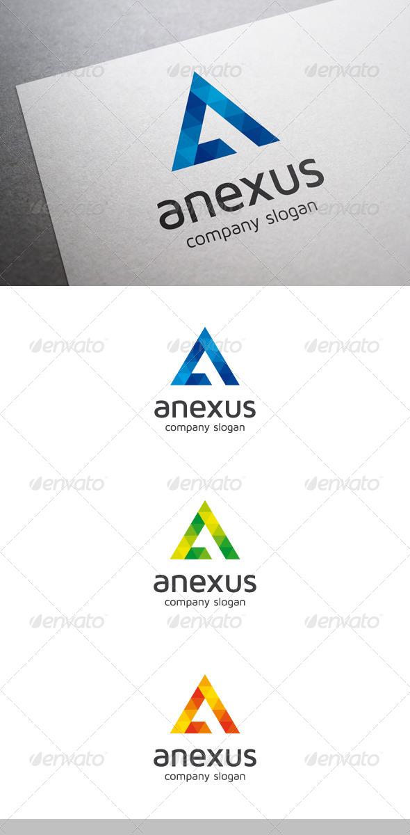 GraphicRiver Anexus A Letter Logo 6678991
