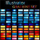 Illustrator Gradient Set - GraphicRiver Item for Sale