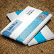 Modern Blue Business Card Vol.2 - GraphicRiver Item for Sale