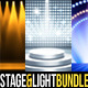 Stage & Lights Backgrounds -Graphicriver中文最全的素材分享平台