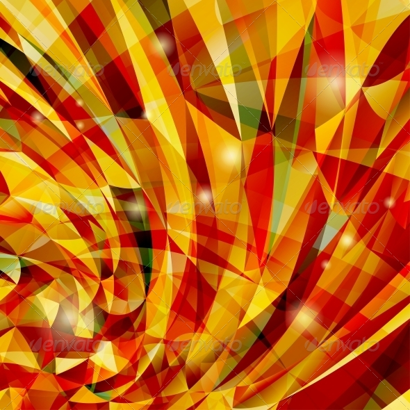 GraphicRiver Abstract Geometrical Background 6684621