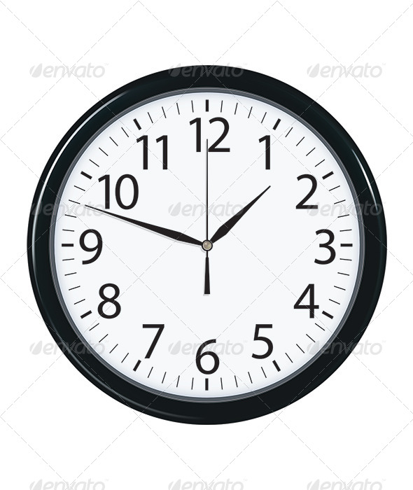 GraphicRiver Clock Face 6686596