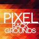 """Pixelette"" Pixelataed Backgrounds/Textures - GraphicRiver Item for Sale"