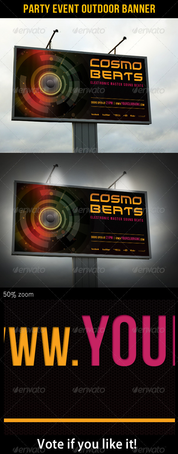 GraphicRiver Party Event Outdoor Banner 01 6692979