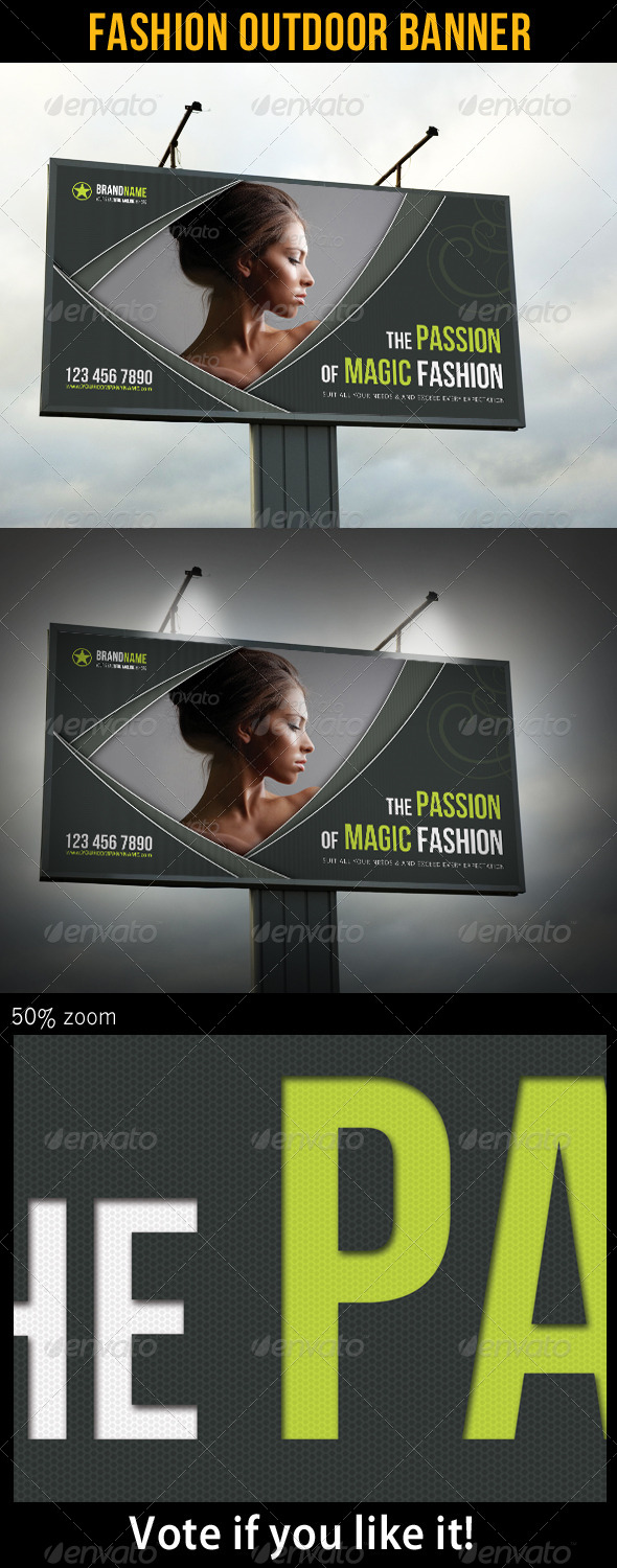 GraphicRiver Fashion Outdoor Banner 18 6693304