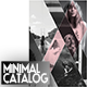 20 Pages Minimal Catalog - GraphicRiver Item for Sale