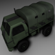 Tam 110 Military Truck V2 - 3DOcean Item for Sale