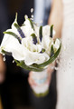 Wedding bouquet of white flowers - PhotoDune Item for Sale