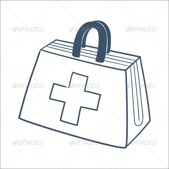 GraphicRiver Doctor s First Aid Kit 6696644
