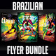 Brazilian Flyer Bundle - GraphicRiver Item for Sale