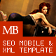 Enigma XML, SEO & Mobile Template - ActiveDen Item for Sale