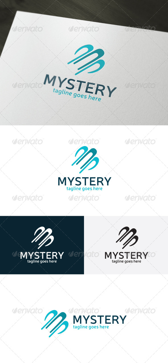 GraphicRiver Mystery Logo 6699678