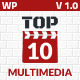 TOP10 - Wordpress Multimedia Tube - ThemeForest Item for Sale