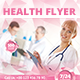Health Flyer Template - Polygon Design - GraphicRiver Item for Sale