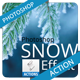 Photoshop Snow Effect - GraphicRiver Item for Sale