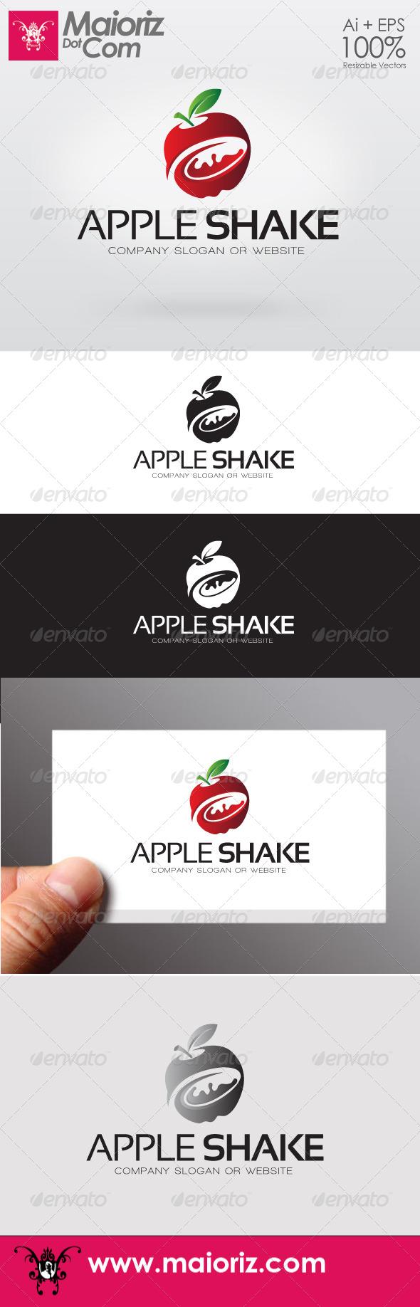 GraphicRiver Apple Shake Logo 6704830