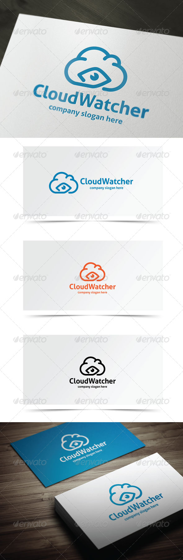 GraphicRiver Cloud Watcher 6704859