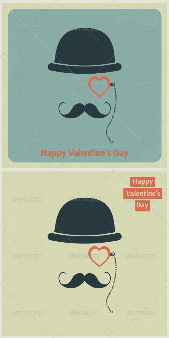 GraphicRiver Valentines Day Card 6705126