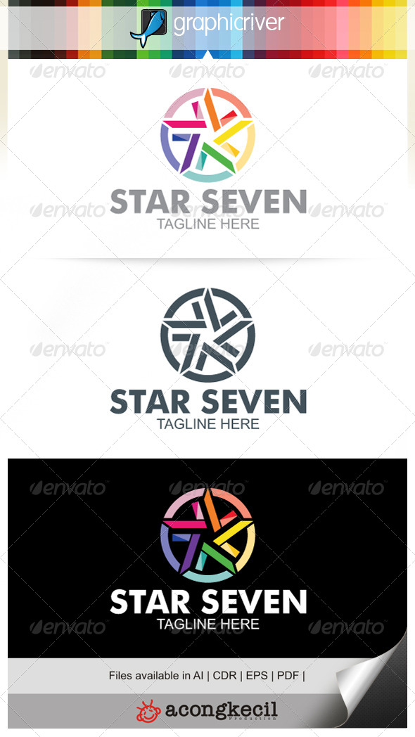 GraphicRiver Star Seven V.2 6706108
