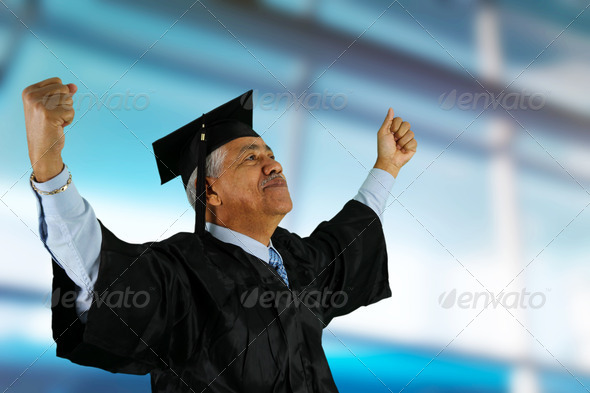 Graduate - Stock Photo - Images