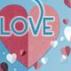 Hearts - Simple Minimal Illustration - GraphicRiver Item for Sale