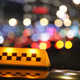 Illuminated Taxi Cab Sign - VideoHive Item for Sale