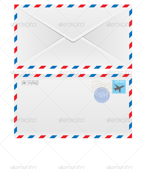GraphicRiver Air Mail 6708377