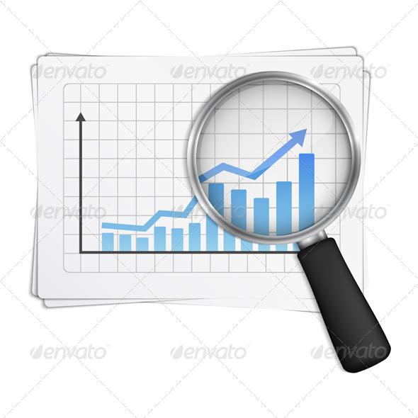 GraphicRiver Bar Graph 6709329
