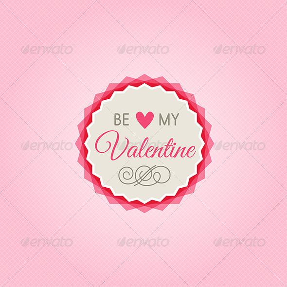 GraphicRiver Valentine s Day Background 6709446