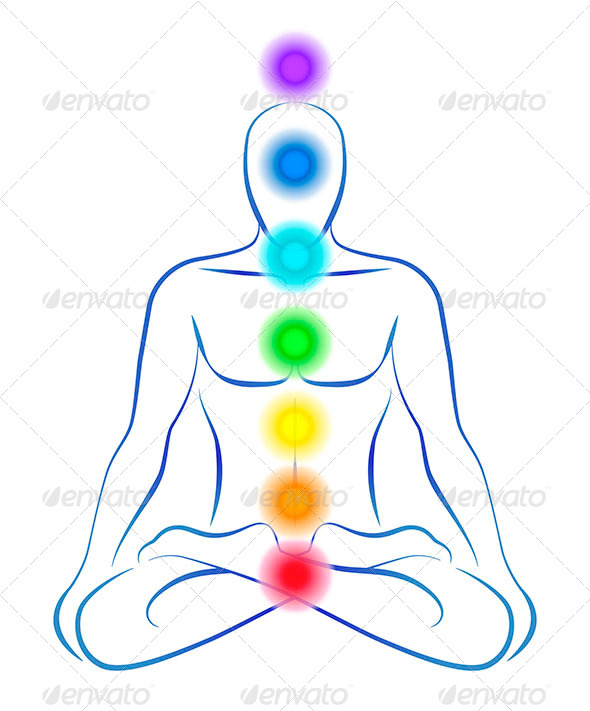 GraphicRiver Chakras 6711293
