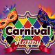 Carnival Mask and Balloon - GraphicRiver Item for Sale
