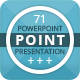 Point Company PowerPoint Presentation Template - GraphicRiver Item for Sale
