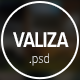 Valiza PSD Template - ThemeForest Item for Sale