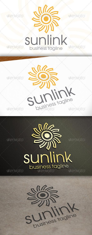 GraphicRiver Sun Logo 6719902