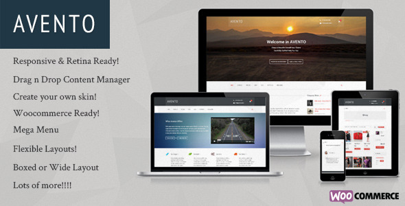 ThemeForest Avento Multipurpose Business WordPress Theme 6720248