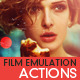 HQ Film Emulation Actions III - GraphicRiver Item for Sale