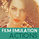 HQ Film Emulation Actions IV - GraphicRiver Item for Sale